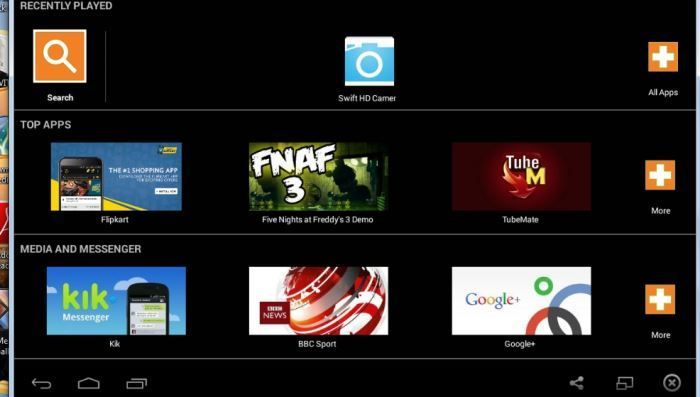Android-Emulators-Bluestacks-user-interface